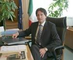 Il Presidente della Camera di Commercio di Latina, Vincenzo Zottola