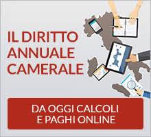 Diritto annuale camerale