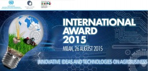 UNIDO Award for EXPO