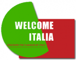 Welcome Italy
